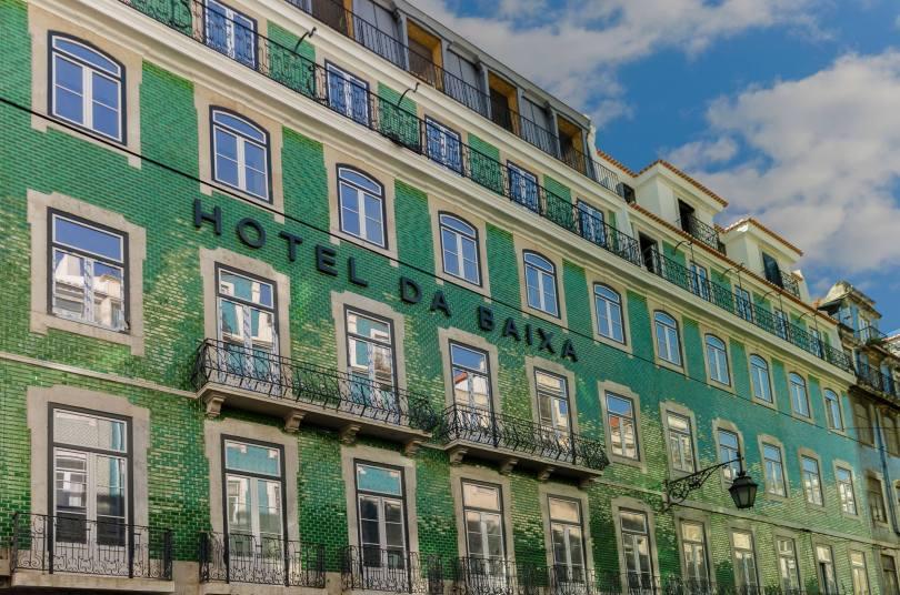 Hotel da Baixa - Hotel 4 etoiles - Lisbonne