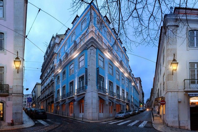 Lisboa Carmo Hotel - Hotel 4 etoiles - Lisbonne