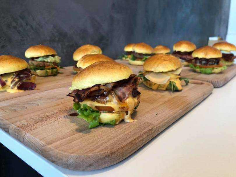 Mini burger a volonte - Sound B