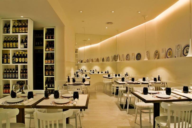 Restaurant Forno Oro - Pizzeria - Lisbonne
