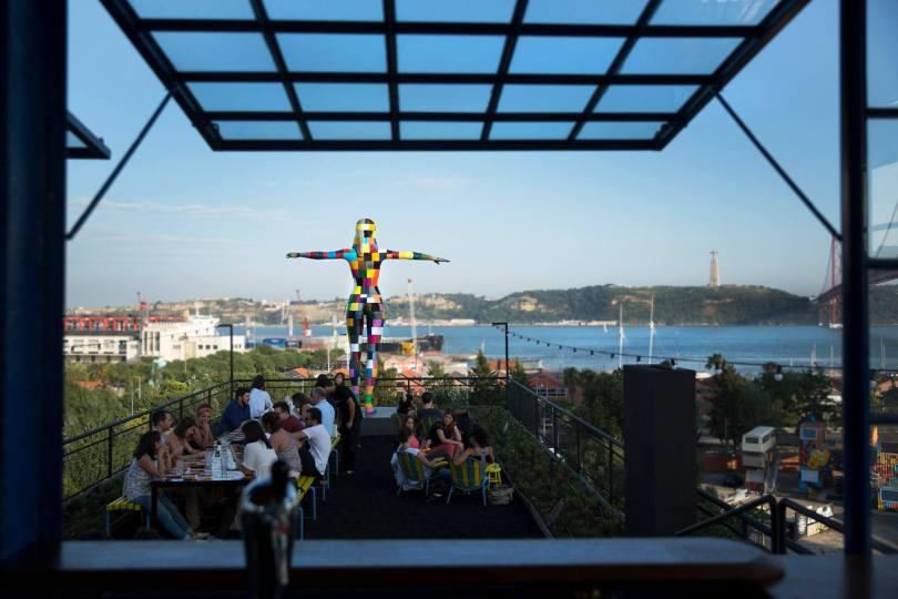 Rio Maravilha - Restaurant Bar - LX Factory - Lisbonne