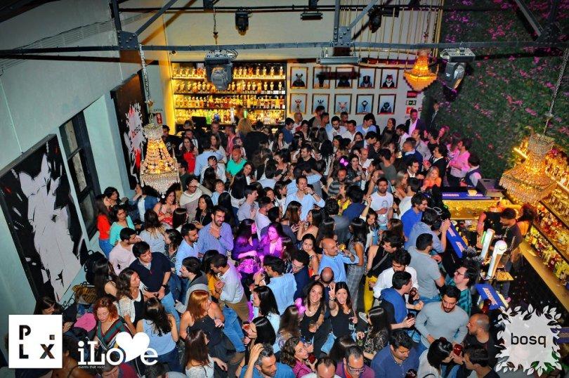 Soiree au Bosq - Discotheque - Boite de nuit - LX Factory - Lisbonne