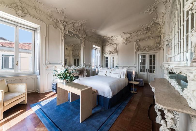 Suite hotel Verride - Palacio Santa Catarina - Lisbonne