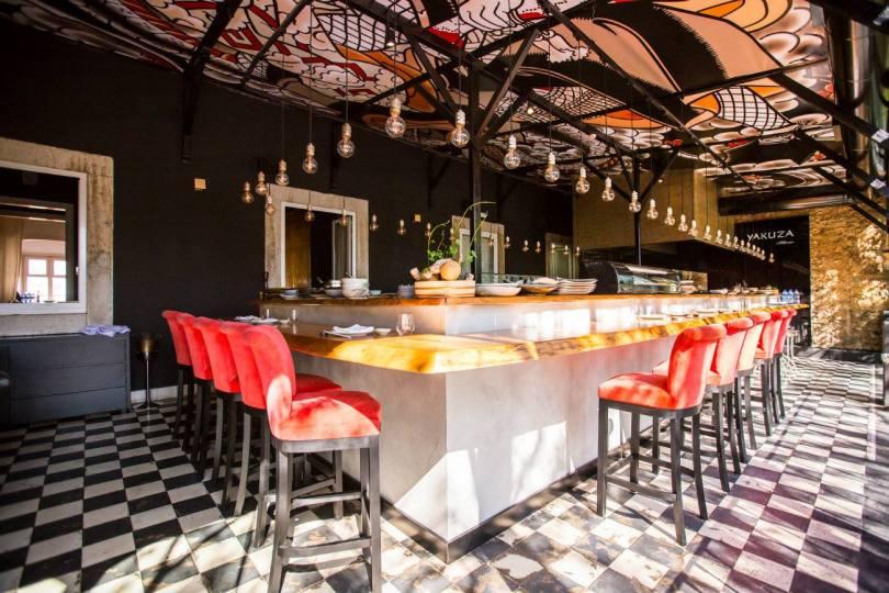 Yakuza First Floor by Olivier - Restaurant japonnais - Brunch a volonte - Lisbonne