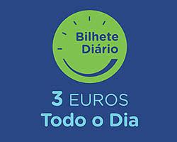 logo - billet stationnement 1 jour - Lisbonne