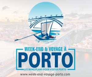 Pave Blog Week-End Voyage Porto