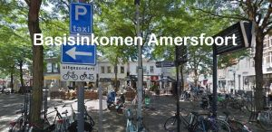 Interview over het basisinkomen – Amersfoort @ partytent