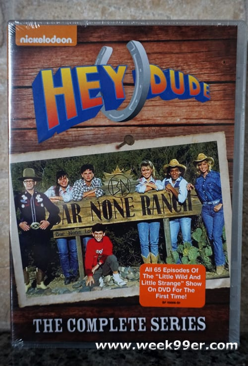 Nickelodeon Show Hey Dude : nickelodeon, Complete, Series, Available!