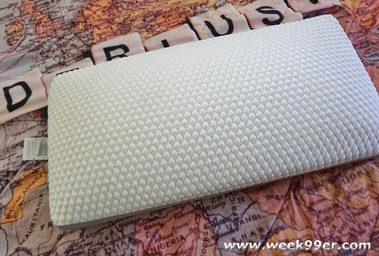 therapedic international pillows