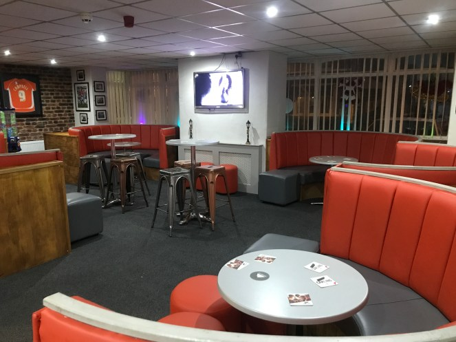 Weekend Blackpool Tangerine Group Hotel Bar 2