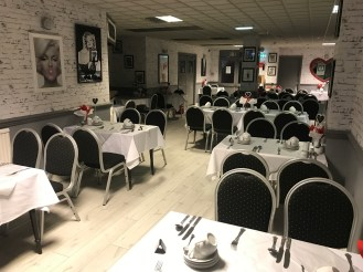Weekend Blackpool Tangerine Group Hotel Dining Area