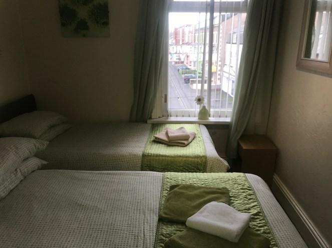 Weekend Blackpool Green Group Hotel Room 1