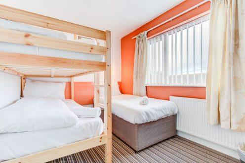 Weekend Blackpool Tangerine Group Hotel Room 2