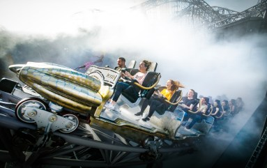 Icon Blackpool Pleasure Beach Stag Hen Party Groups