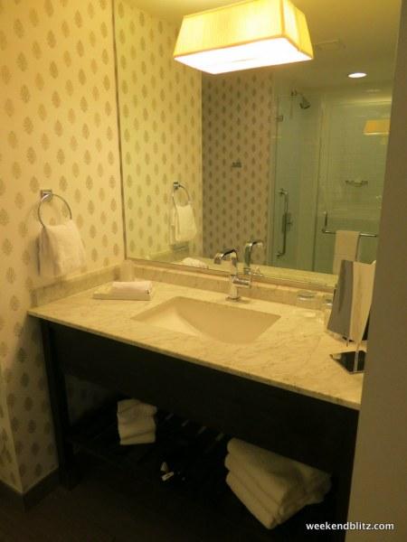 Bathroom of Superior Suite