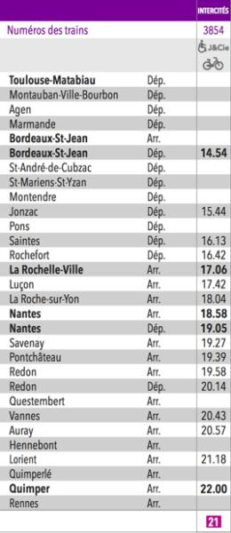 3854 bordeaux-nantes schedule 2