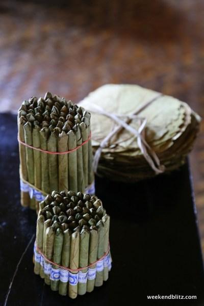 Cigar workshop