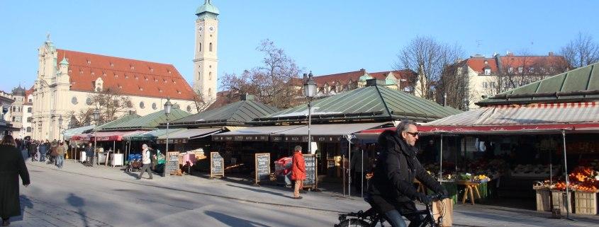 Munich Germany Street