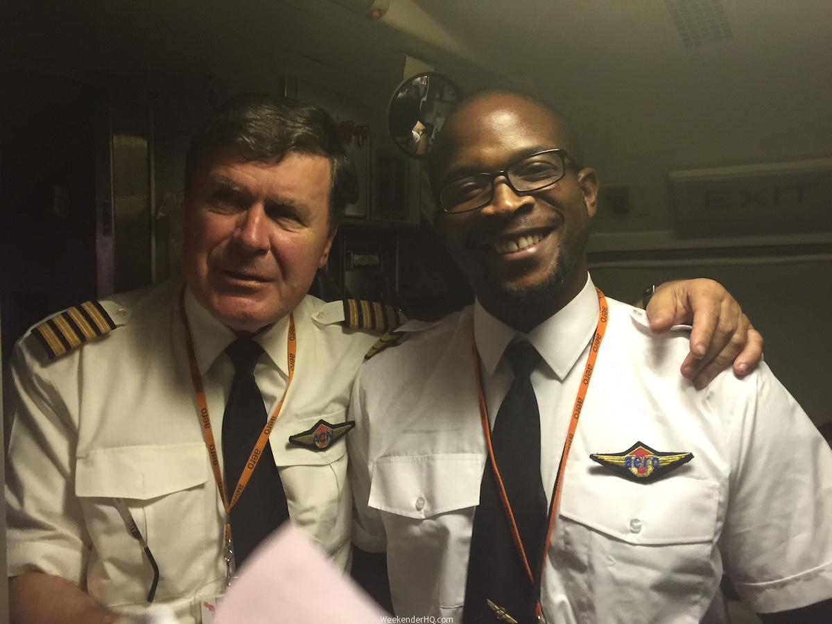 Aero flight pilots