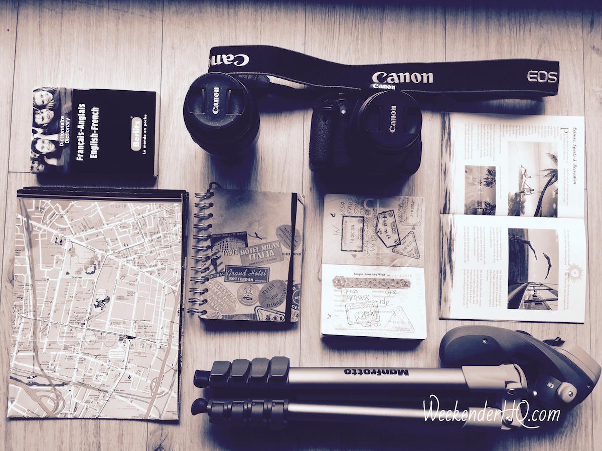 Travel Essential WeekenderHQ3