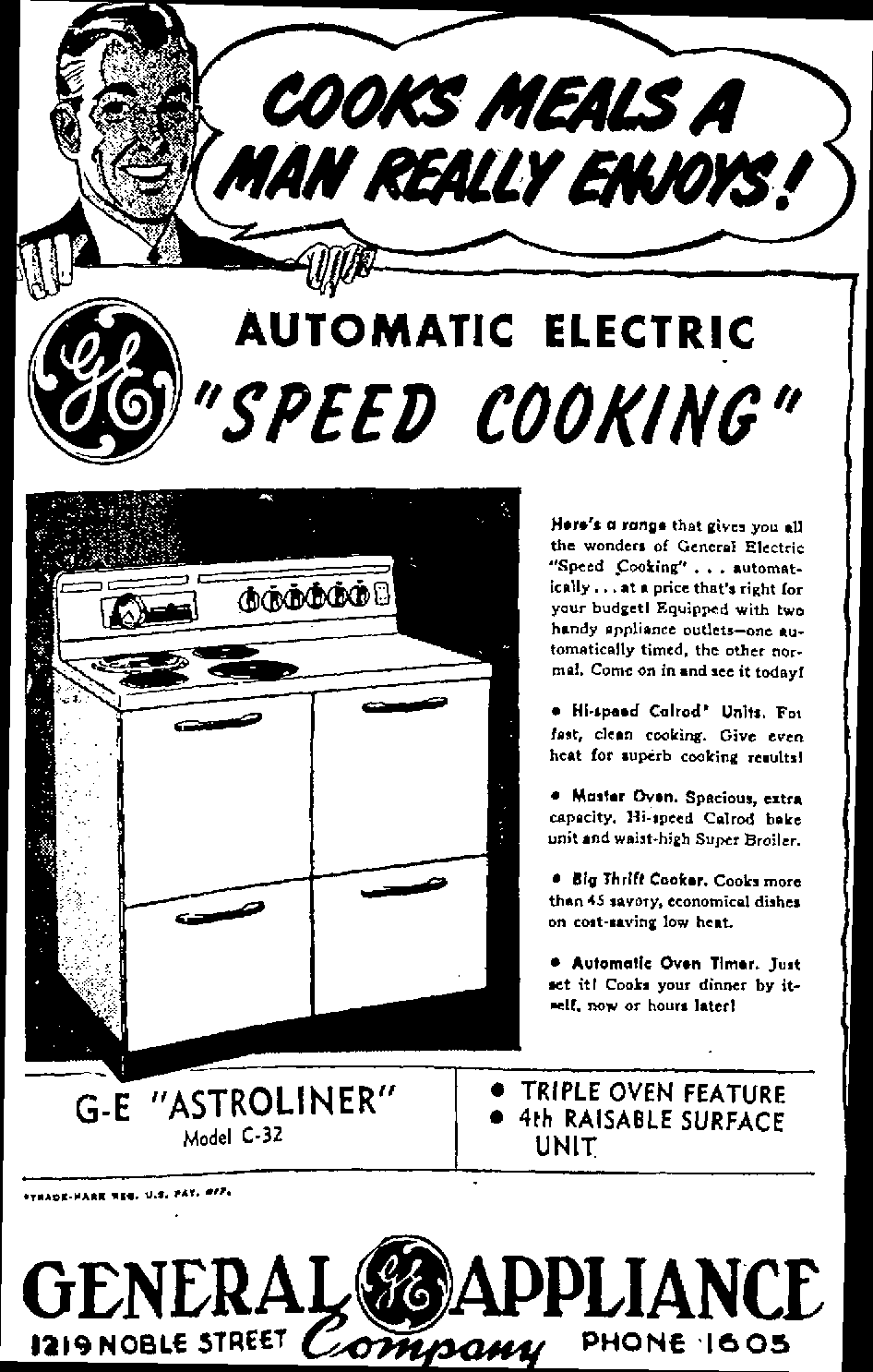 Our New Old Stove