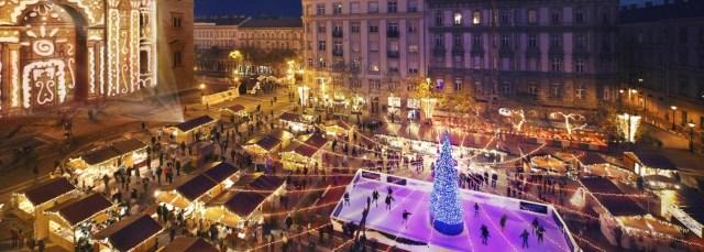 Christmas Market - Budapest