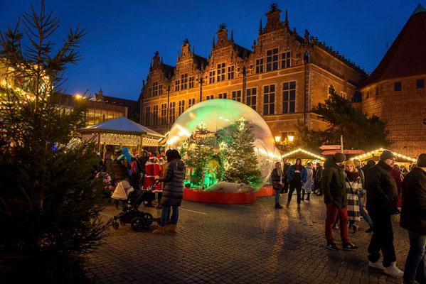 Christmas Market - Gdansk