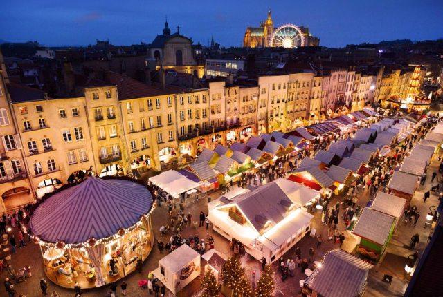 Christmas Market - Metz