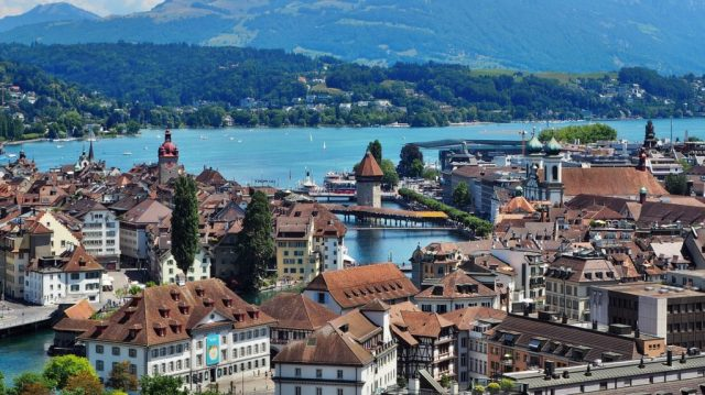 holiday in Switzerland