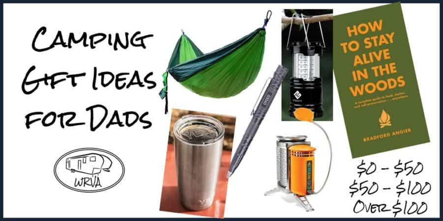best camping gifts for