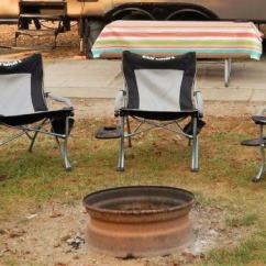 Camping Chairs With Side Table Blu Dot Real Good Chair Best For A Heavy Person 5 Duty Options