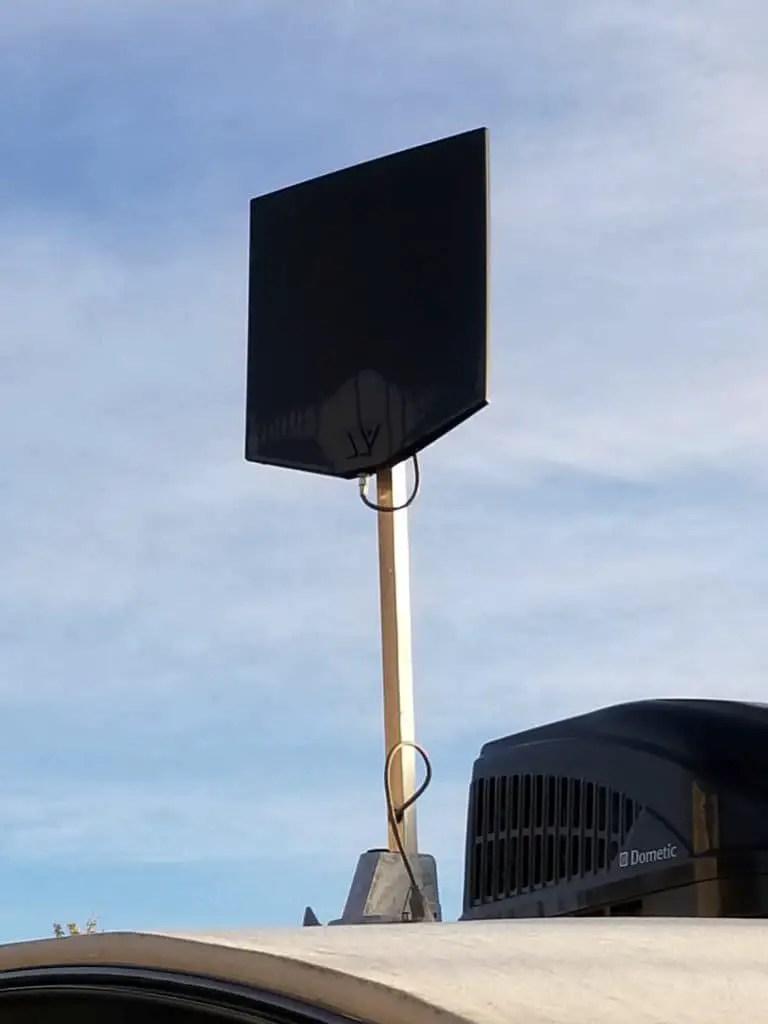 hight resolution of winegard rayzar air rv antenna