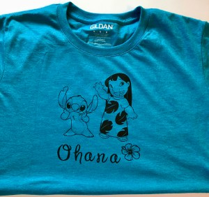 DIY Disney Cricut Shirt