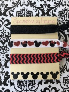 FOE hair ties.