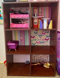 DIY Barbie house