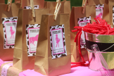 Gift Bags for the Cowboy's