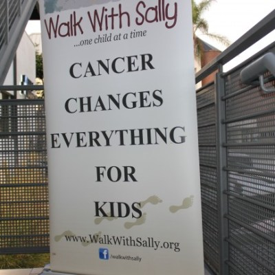 "Walk With Sally ""Because of You"" Celebration"
