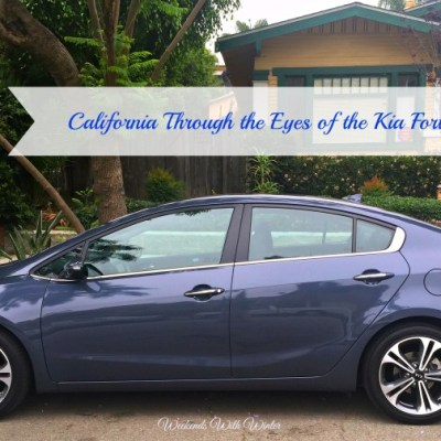 California Through the Eyes of the Kia Forte Ex