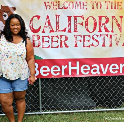 Getting (Responsibly) Beer Wasted at the California Beer Festival