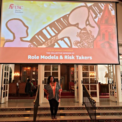 2016 USC Women's Conference: The Collective Wisdom of Role Models & Risk Takers