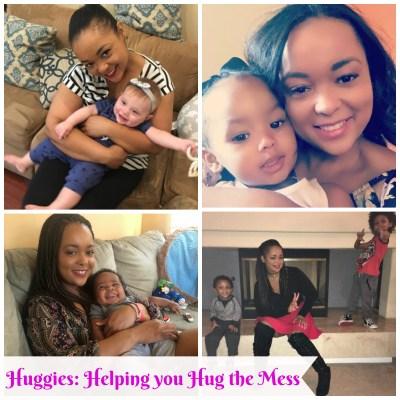 Huggies: Helping you Hug the Mess