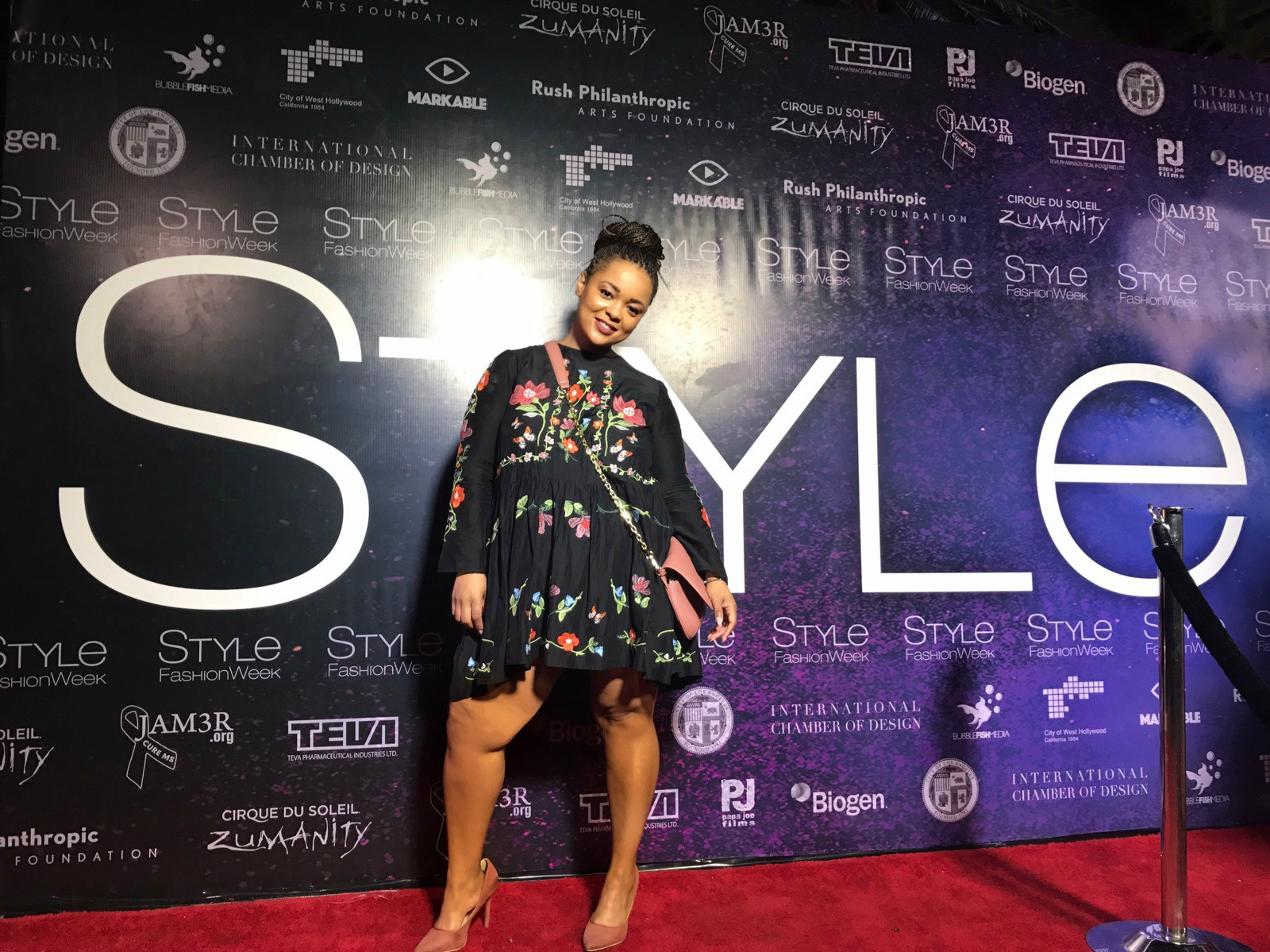 Style awards look