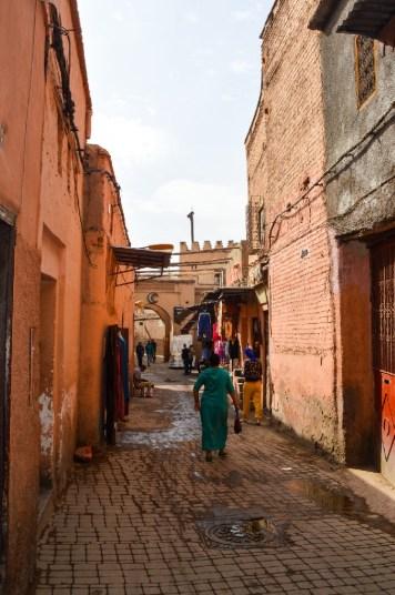 souq shopping in marrakesh