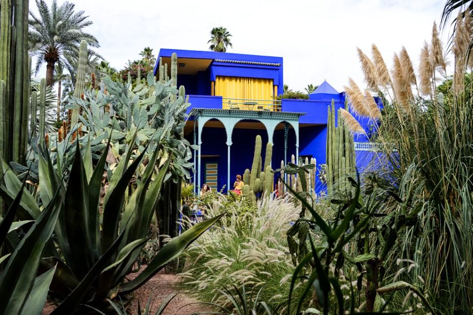 Jardin Majorelle