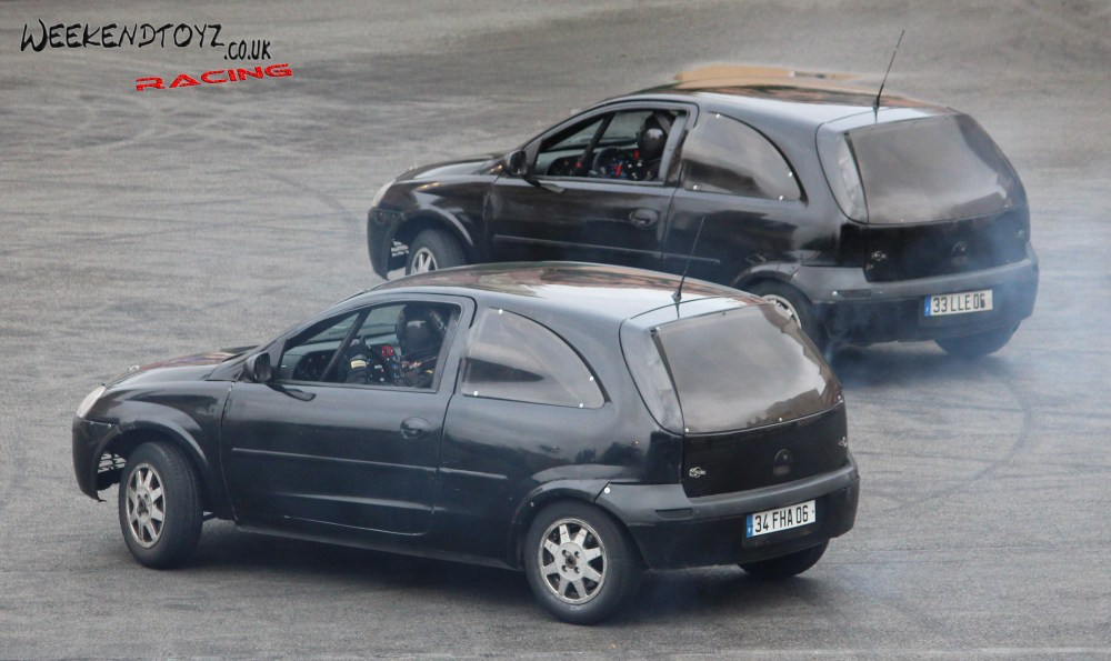 medium resolution of action is a stunt show first performed in 2002 at disneyland paris just 2 years after the introduction of the corsa c from general motors