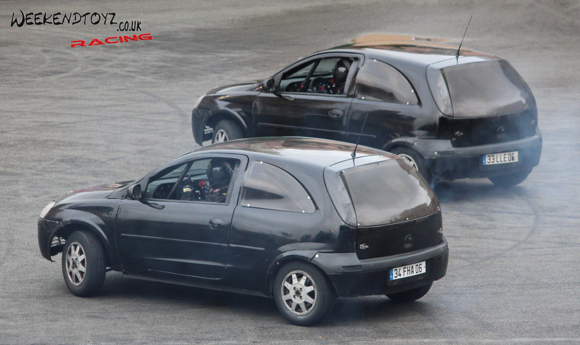 hight resolution of action is a stunt show first performed in 2002 at disneyland paris just 2 years after the introduction of the corsa c from general motors