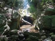 Horseshoe Mine and Buttermilk Falls
