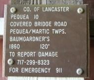 Baumgardner's Covered Bridge