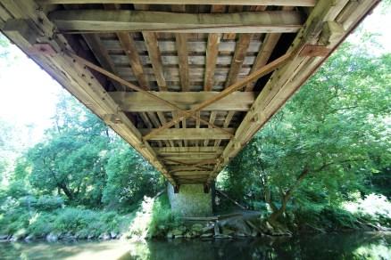 Kurt's Mill Covered Bridge