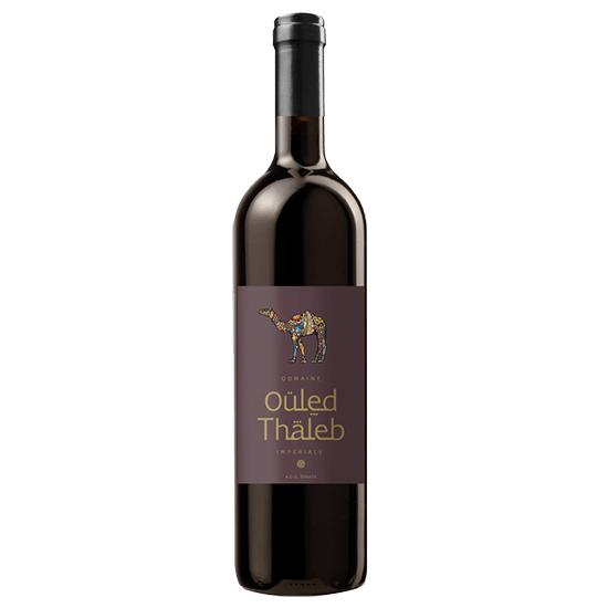 Domaine Ouled Thaleb - Imperiale Red